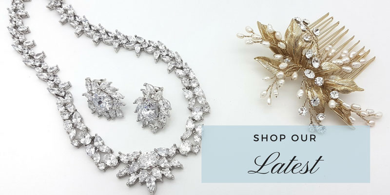 New arrivals of wedding jewellery