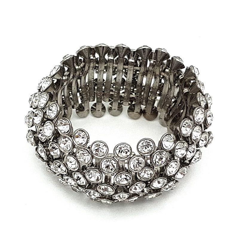 elastic bridal cuff