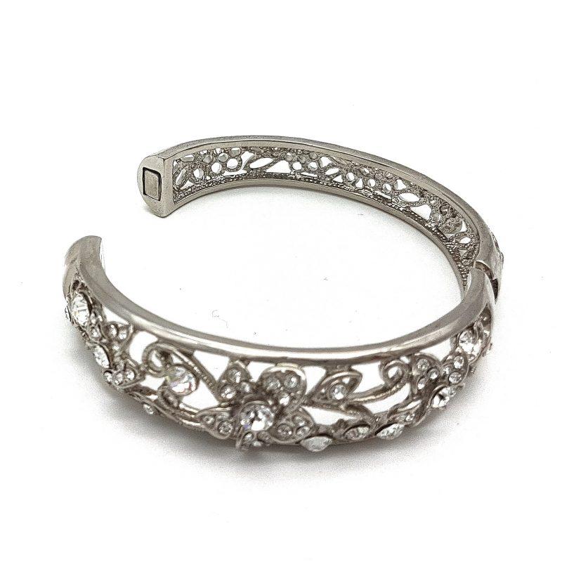 Silver Bridesmaid Bangle