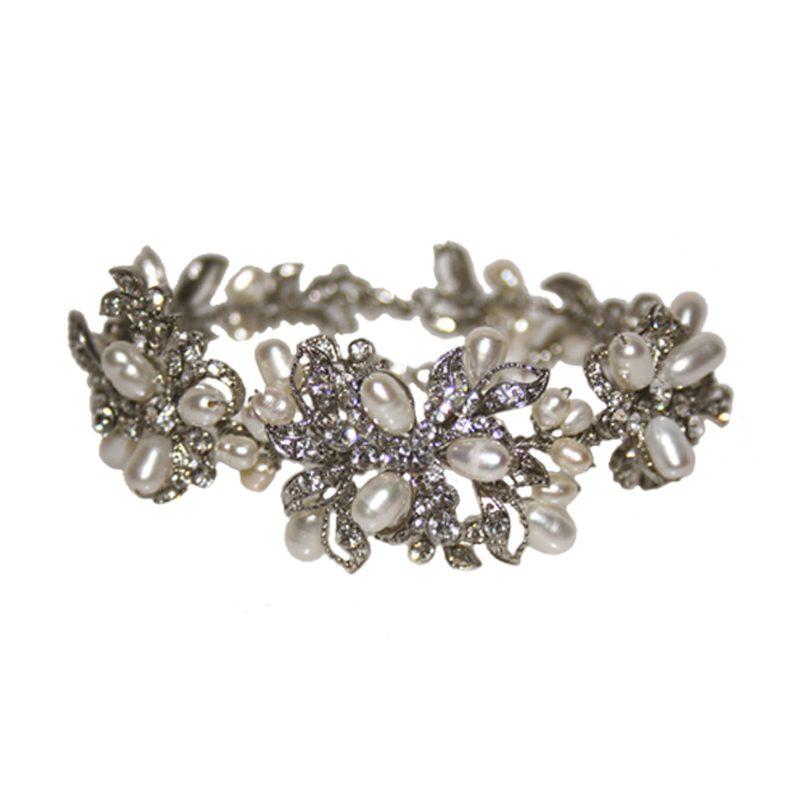 Pearl Cuff Bracelet - VIN41WLD