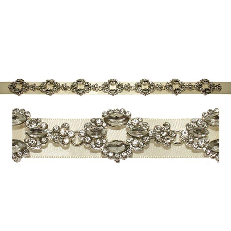 Diamante Headband/Belt - GL69WLD