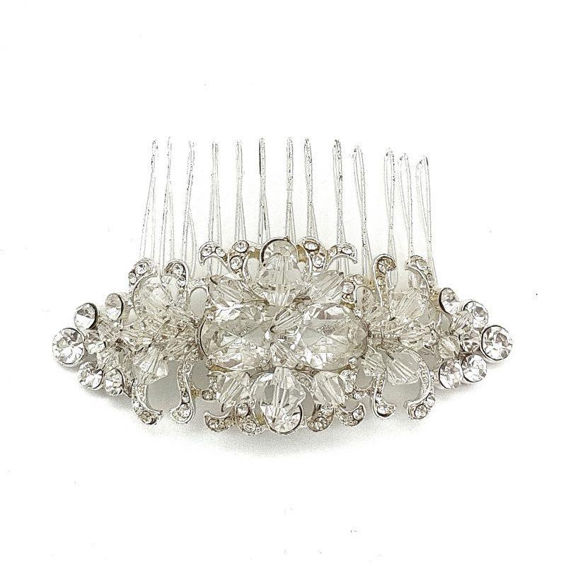 Crystal Bridal Comb