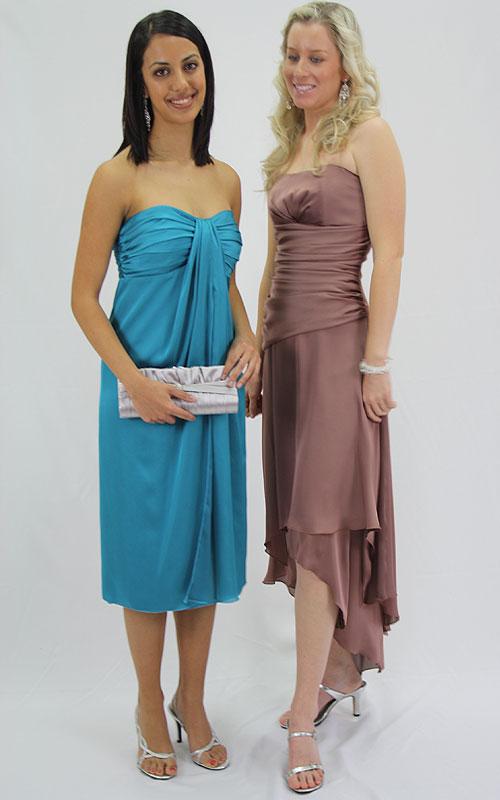 Strapless Cocktail Dress - MG1368