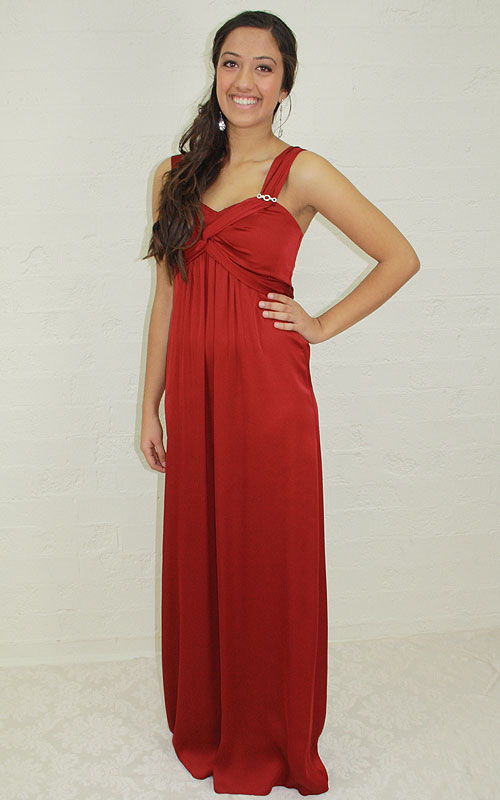 Long Evening Gown - MG1457