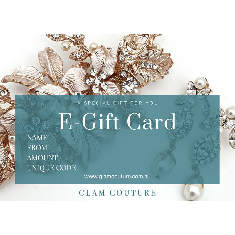 Glam Couture E-Gift Card
