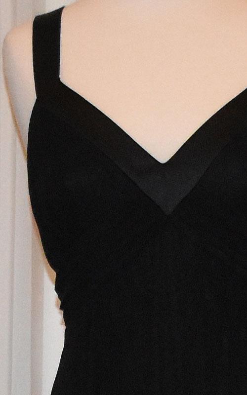 Elegant Chiffon Evening Dress - MG1404