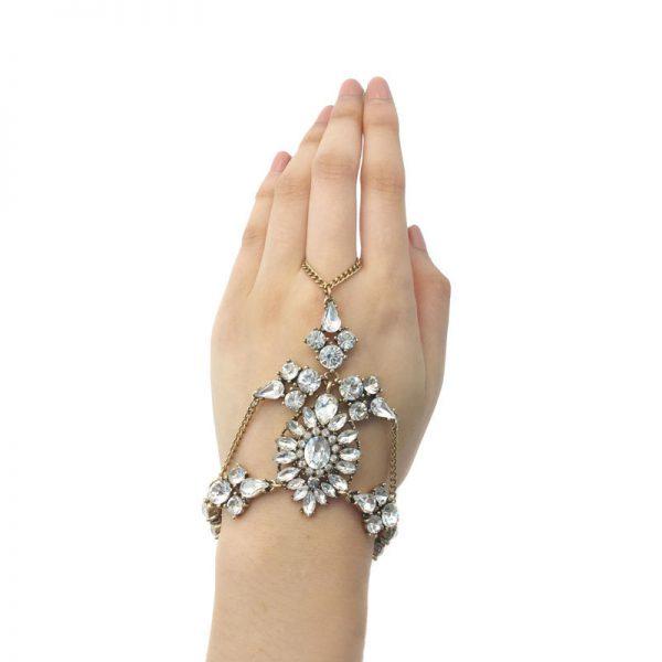 Gold Slave Bracelet - CHFC0101