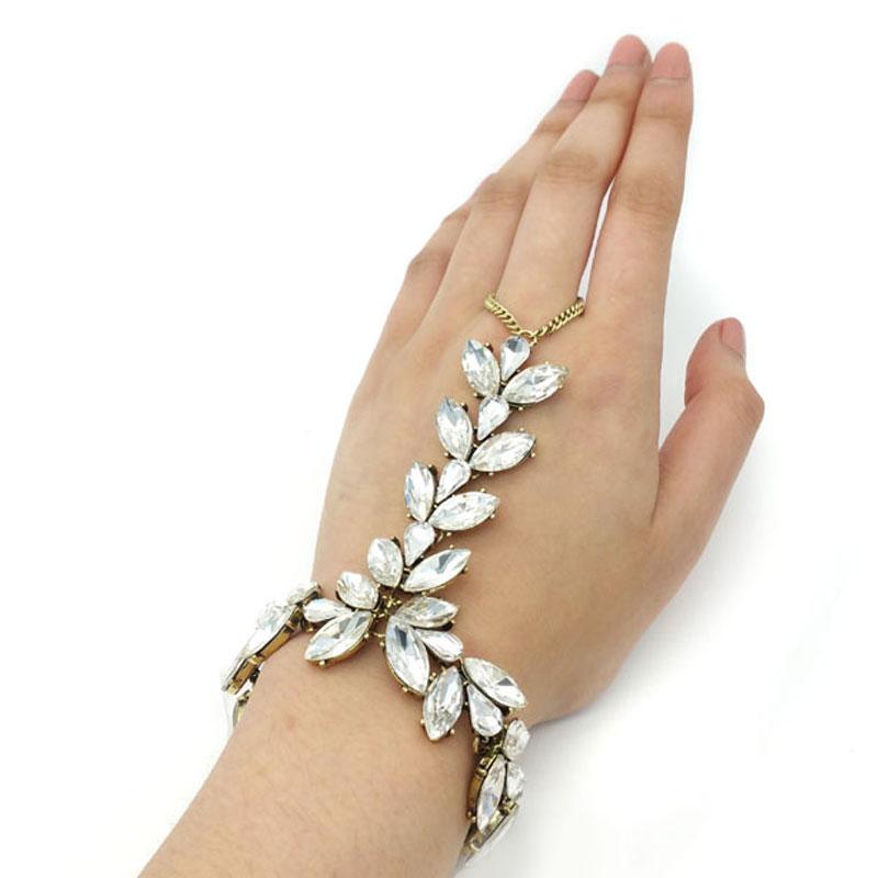 Gold Slave Bracelet - CHDB1393