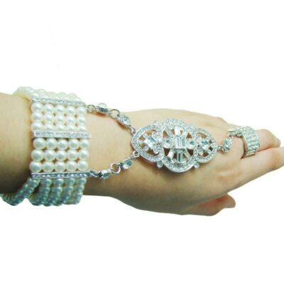 Pearl Slave Bracelets - CHCB9728