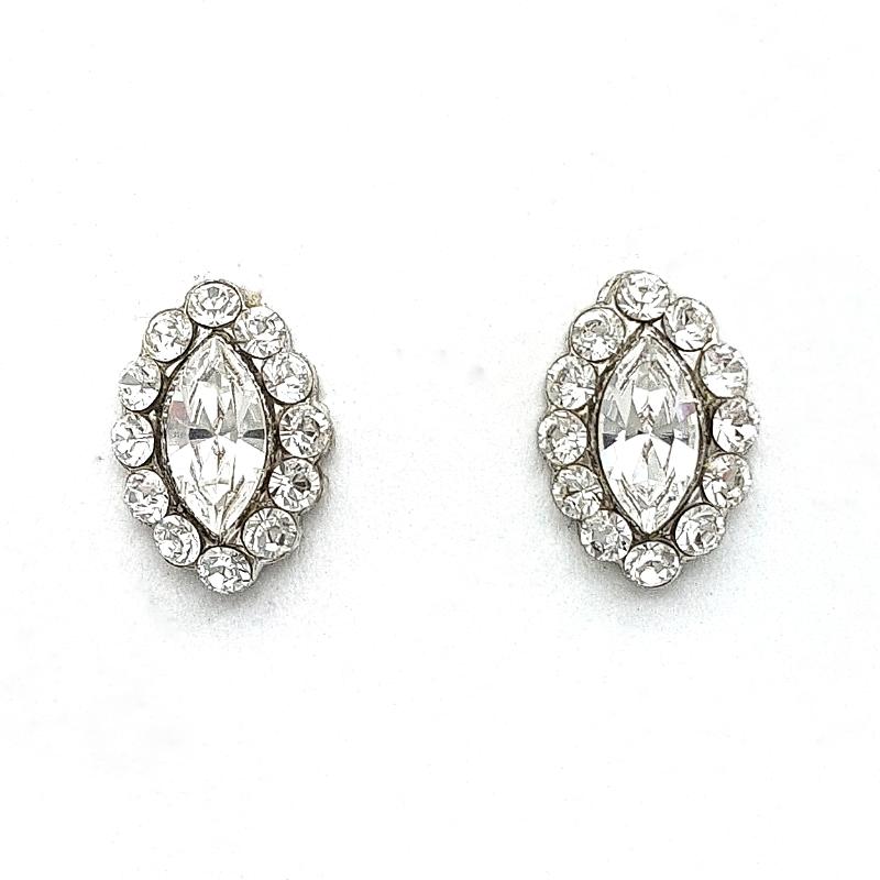 Earrings & Bracelet Set - 'Mila Set' (Silver/Gold/Rose Gold)