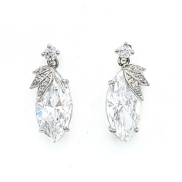 Small Drop Earrings - TIF328WL