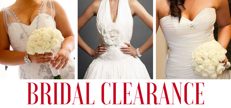 bridal clearance