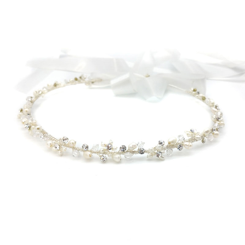Wedding stefana crowns - Calista