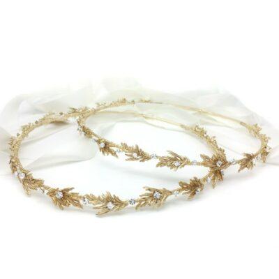 Gold crystal stefana - Sabella