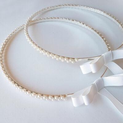 pearl wedding crowns - unity