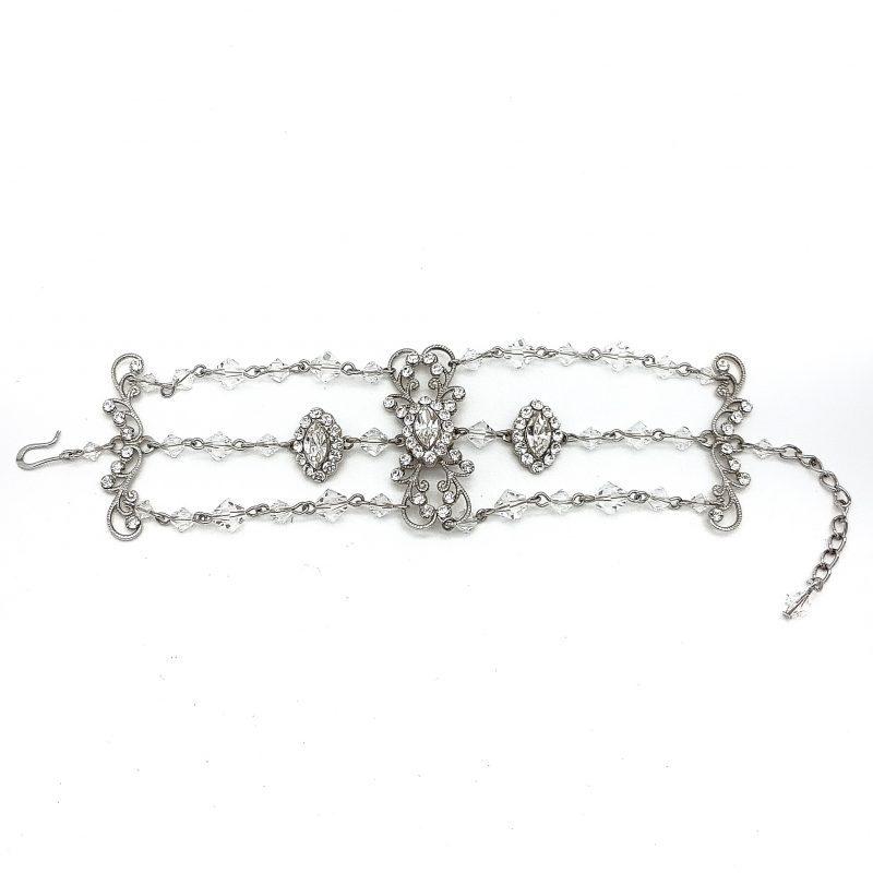 Swarovski Crystal Bridal Bracelet