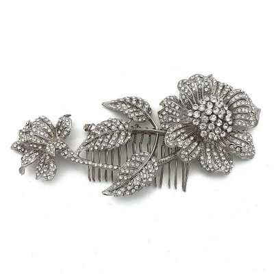 Large Bridal Hair Comb