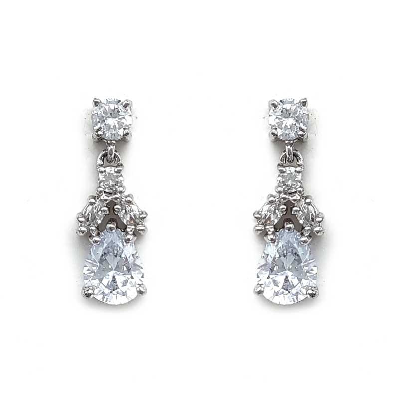 Small Drop Earrings - TIF530WL