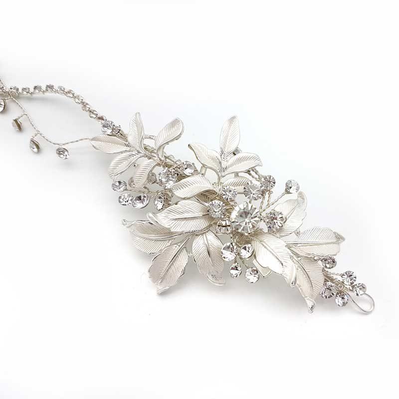 silver leaf hair vine