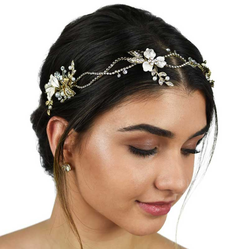 How to choose the perfect Bridesmaid Headbands