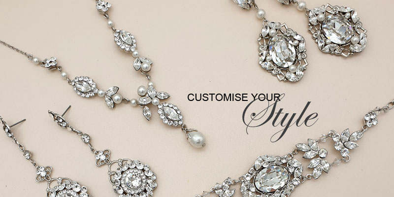 Customise our bespoke jewellery