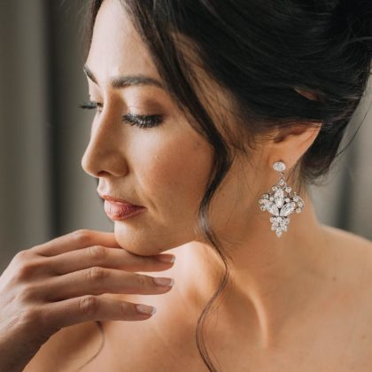 Bridal Earrings Collection